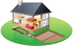 Is the house you're looking to buy or sell on mains drainage? If not, you need to be aware of the regulations that apply